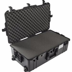 New, Pelican 1615 Air Check-in Case with Foam - Black