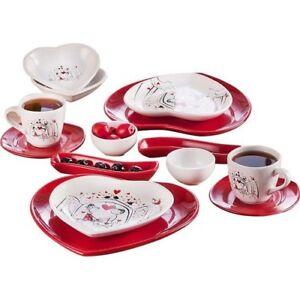 BRAND NEW - TURKISH DINNERWARE - LOVE