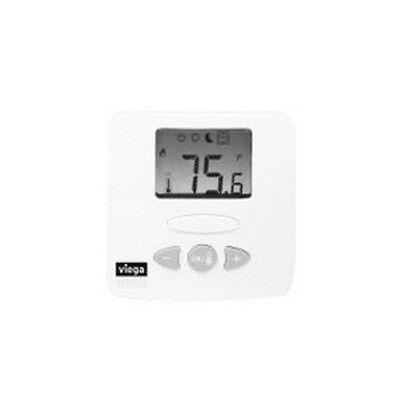 Viega Proradiant 2874.5us 3-wire Pex Digital Thermostat 24 Volt
