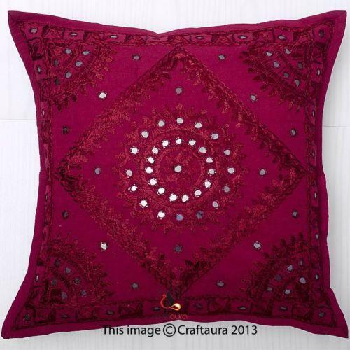 Maroon Throw Pillows Ebay