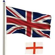 England Flag Pole