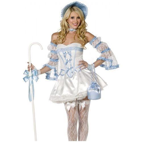 Adult Little Bo Peep Costume | eBay