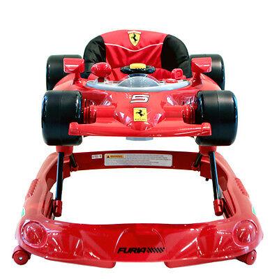 Official Licensed Ferrari Baby Walker