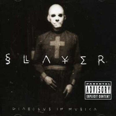 Slayer   Diabolus In Musica  New Cd  Explicit