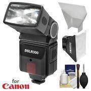 Canon EOS 60D Flash
