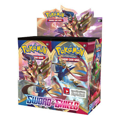 Pokemon TCG - Sword and Shield - Booster Pack **In Stock**