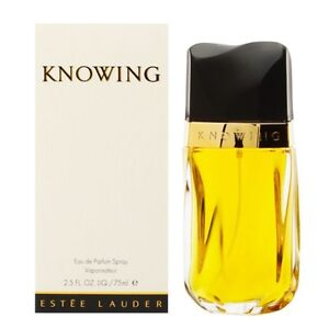 Knowing by Estee Lauder 2.5 oz EDP Perfume for Women New In Box