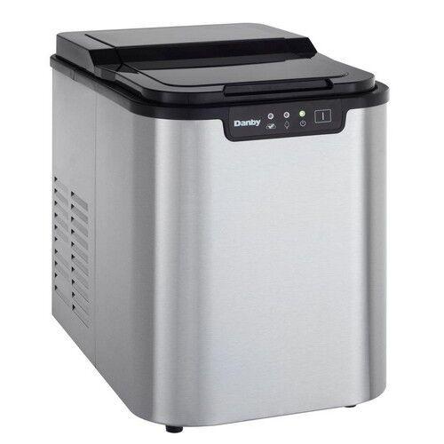 "Igloo 9.5"" 26-Lb. Portable Icemaker Black ICE102-BLACK"