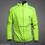 Waterproof Hi Vis Cycling Jacket