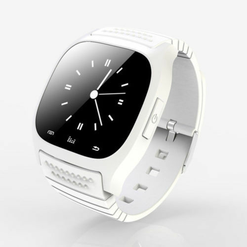 Waterproof Smart Wrist Watch Phone Mate BT Android iOS Smartphone HTC Iphone TT