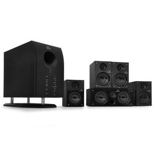 5 1 surround sound home theatre system ebay. Black Bedroom Furniture Sets. Home Design Ideas