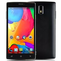"Unlock 5.5"" Inch Android 4.4 International GSM Phone New"