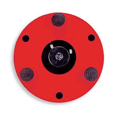 Onfloor 16 Red Diamond Heads Wheels - Set Of 3
