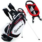 TaylorMade Golf Bag Black