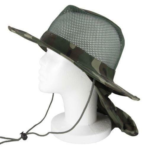 Mesh fishing hat ebay for Mesh fishing hats
