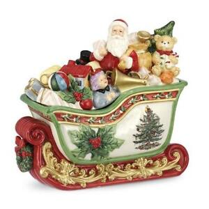 Christmas Cookie Jar | eBay