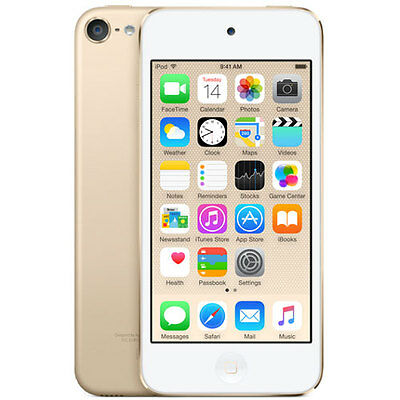 Apple iPod Touch 16GB 6th Generation - Gold (MKH02LL/A)