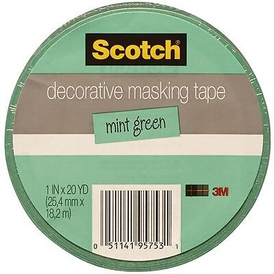 3M Scotch Decorative Masking Tape 1