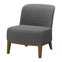 """New Ikea """"STOCKHOLM"""" Accent Chair"""