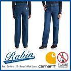 Carhartt Regular Jeans 18 Women's Bottoms Size