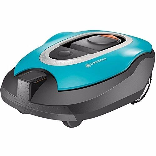 Gardena Sileno Robotic Lawn Mower 4052 20in Hackney, LondonGumtree - Brand new in box. Unopened Robotic Lawnmower SILENO Working area capacity (±20) 1000 m² Battery type Li ion Mean energy consumption at maximum use 7 kWh Sound level Guaranteed 60 dB(A) Gardena Sileno Robotic Lawn mower Lawn care can be so easy!...