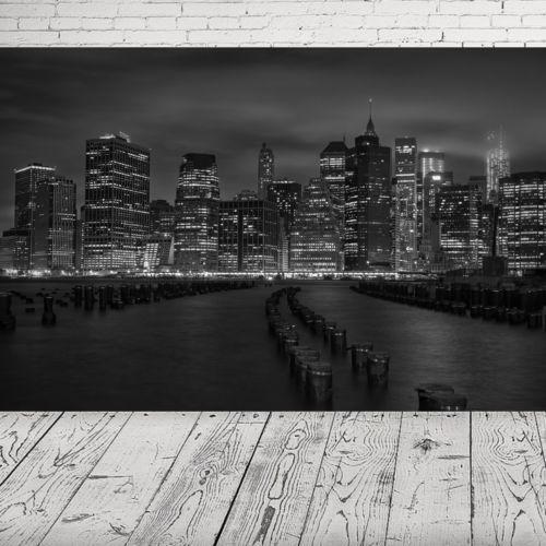 fototapete new york city ebay. Black Bedroom Furniture Sets. Home Design Ideas