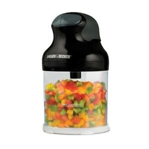 NEW Black & Decker Ergo™ 3-cup Chopper