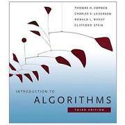 Introduction to Algorithms Cormen