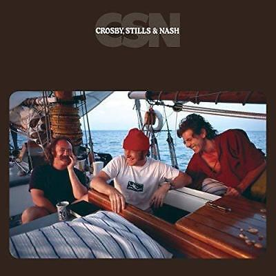 CROSBY, STILLS & NASH CSN 180 GRAM VINYL LP (PRE-Release 13th July 2018)