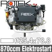 Dieselmotor 2 Zylinder