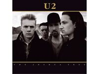 U2 - The Joshua Tree Tour 2017- 6 Tickets - Twickenham Sunday 9th July -