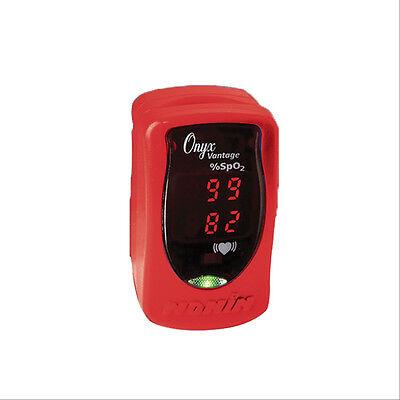 Onyx Vantage 9590 Pulse Ox- Red 1 Ea