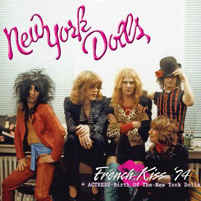 New York Dolls - French Kiss 74 + Actress - Birth of New York Dolls [New Vinyl]