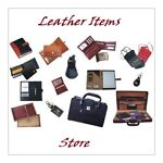Leather Items For Sale