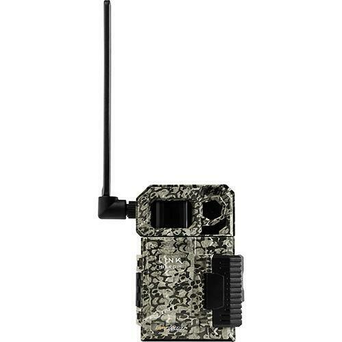 New 2020 Spypoint Link-Micro-LTE AT&T USA Cellular 10MP Low Glow IR Trail Camera
