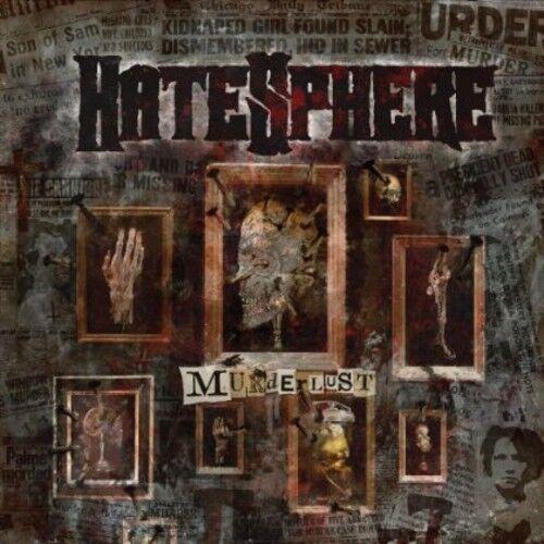 Hatesphere - Murderlust [New CD]