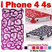 iPhone 4S Schutzhülle Strass