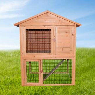 Large Rabbit Hutch Guinea Pig House Chicken Coop 115x98x80cm Dandenong South Greater Dandenong Preview