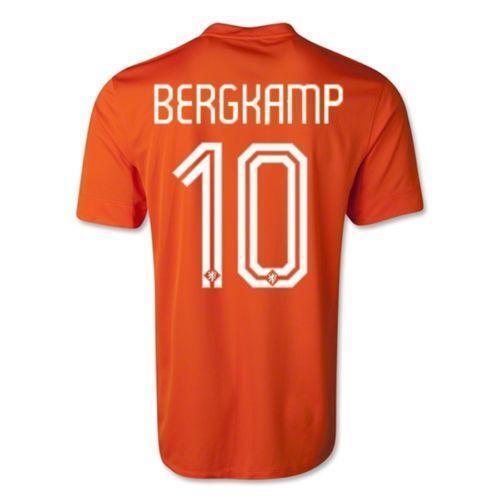 Bergkamp Jersey  Fan Apparel   Souvenirs  04c6684fe