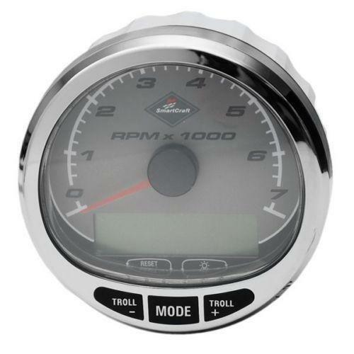 Mercury Smartcraft gauges Manual