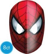 Spiderman Party Mask