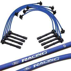 Ford racing Mustang ignition cables