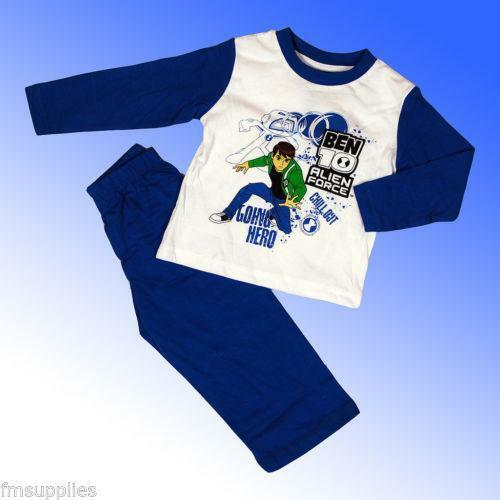 93f61a9df1 Ben 10 Pajamas  Boys  Clothing (Sizes 4   Up)