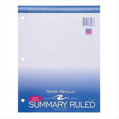 Roaring Spring Regular Filler Paper - 83908