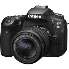 Canon EOS 90D DSLR Camera with 18-55mm Lens 3616C009