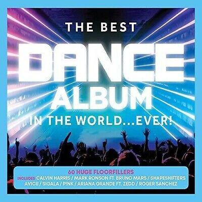 Various Artists - Best Dance Album In The World...Ever / Various [New CD] UK -