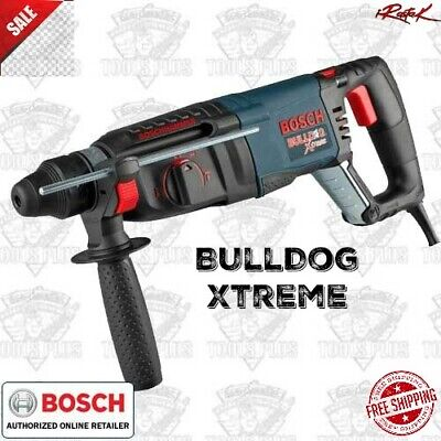 1SDS-Plus BULLDOG Xtreme Rotary Hammer Heavy Duty Drilling Tool Reconditioned