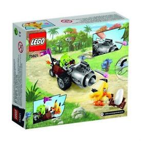 LEGO 75821 Angry Birds Piggy Car Escape *NEW IN BOX*