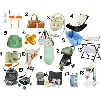 Selling used baby stuff | eBay