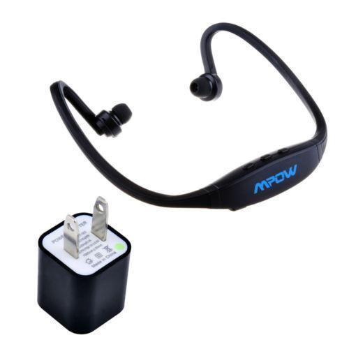 bluetooth wireless headphones for ipod ebay. Black Bedroom Furniture Sets. Home Design Ideas